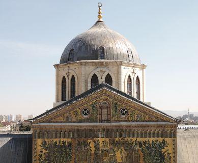 Damascus Umayyad Mosque