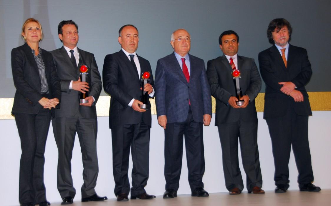 10. eTR Ödülleri'nde Birincilik Konya Şehir Rehberi'nin