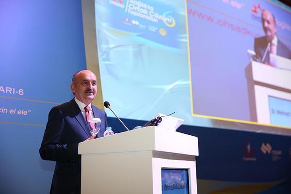 ikol Yeni Nesil Sağlık Çözümleri ile 6. OHSAD Kurultay'ındaydı