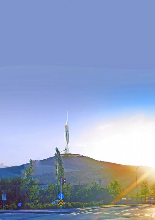 KONYA AERIAL TOWER