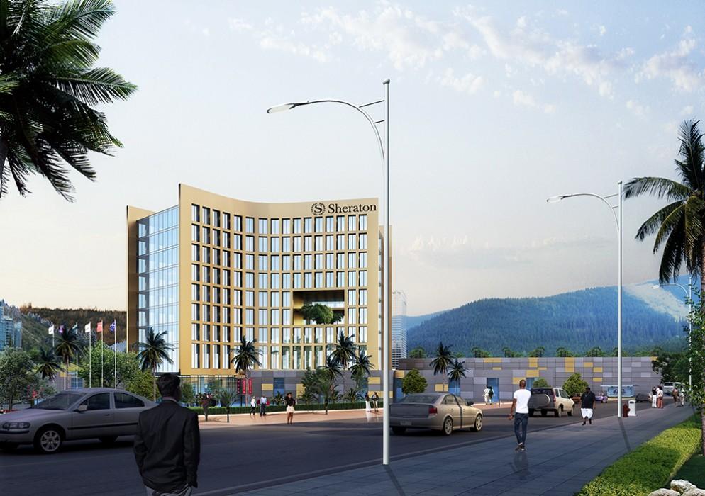 SHERATON BAMAKO HOTEL