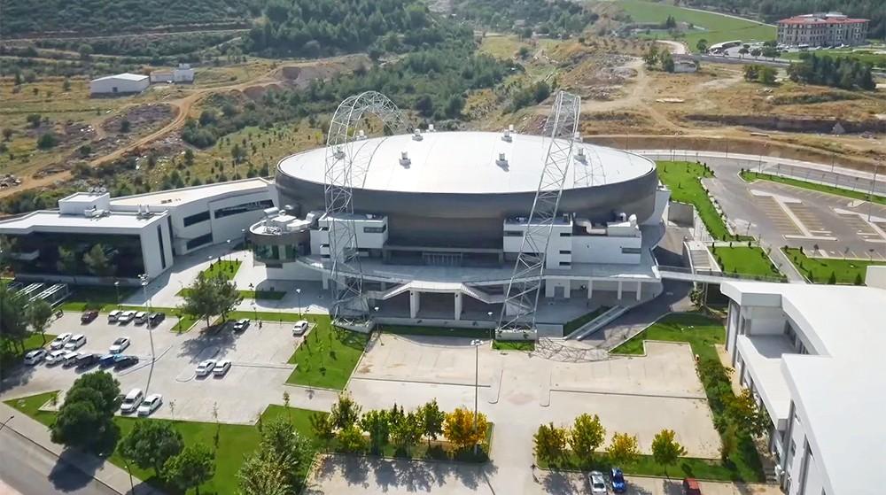 Pamukkale Üniversitesi Kapalı Spor Salonu ve Rehabilitasyon Merkezi