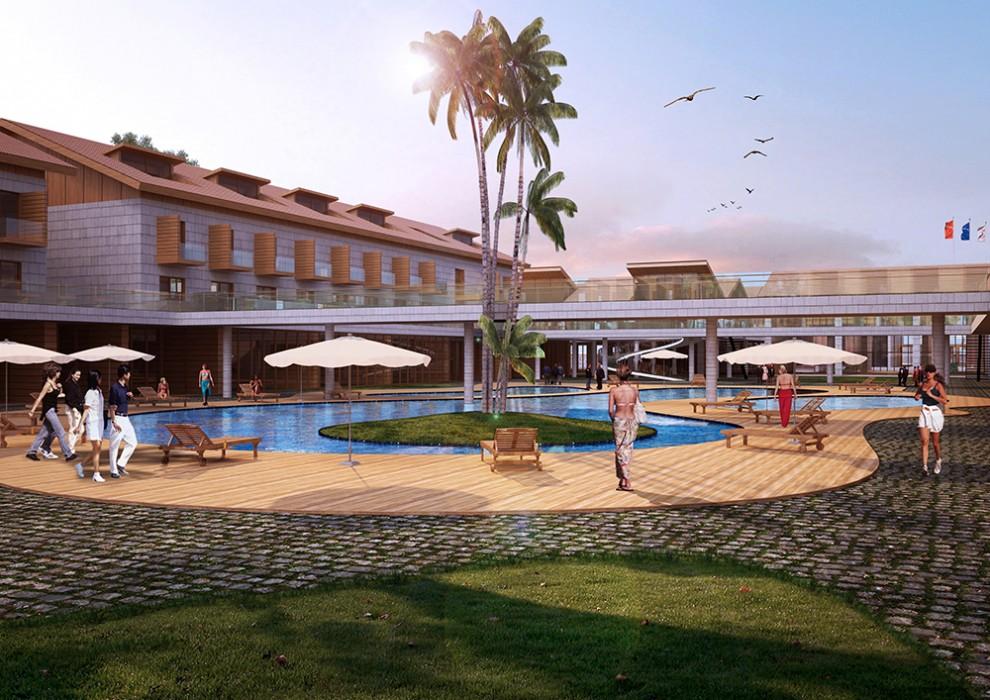 HILTON SPA TERMAL HOTEL PAMUKKALE