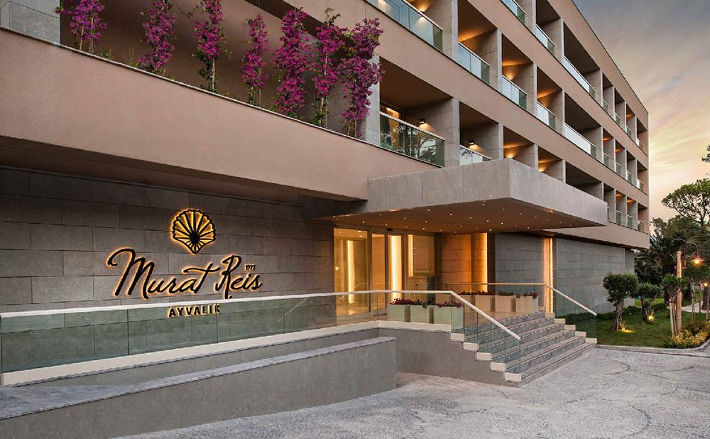 Ayvalık Muratreis Oteli