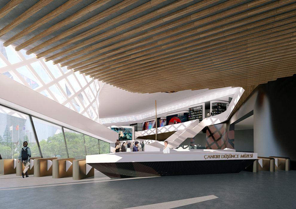 CANKIRI MUSEUM